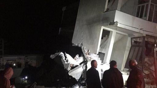 Albania registra su peor terremoto en varias décadas