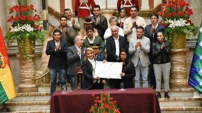 Acuerdo entre Áñez y el partido de Morales para pacificar Bolivia