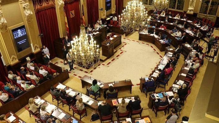 Visto bueno del Parlament a desarrollar una ley de mecenazgo cultural