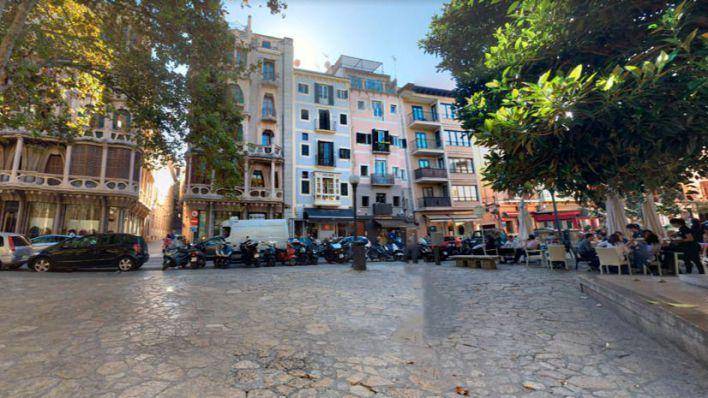 El ayuntamiento impedirá más terrazas en la Plaza del Mercat