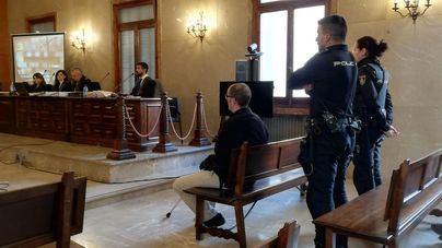 La expareja del acusado del crimen de Sencelles le dejó a causa de la cocaína