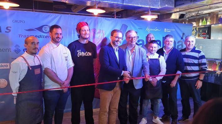 José Hila: 'TaPalma hace que nuestra ciudad se conozca por la gastronomía'
