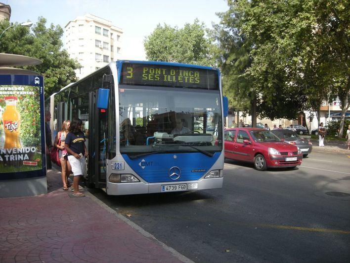 La EMT pondrá en circulación 7 buses de 12 metros propulsados por gas natural