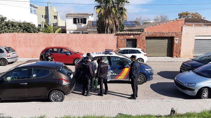 Puesto en libertad el sospechoso de haber quemado a una anciana en Son Peretó