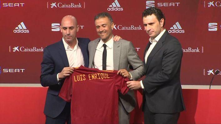 Luis Enrique: 'Robert Moreno es desleal, y no quiero a alguien así en mi staff'
