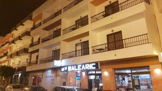 Muere un hombre en el incendio de un hotel en Ibiza