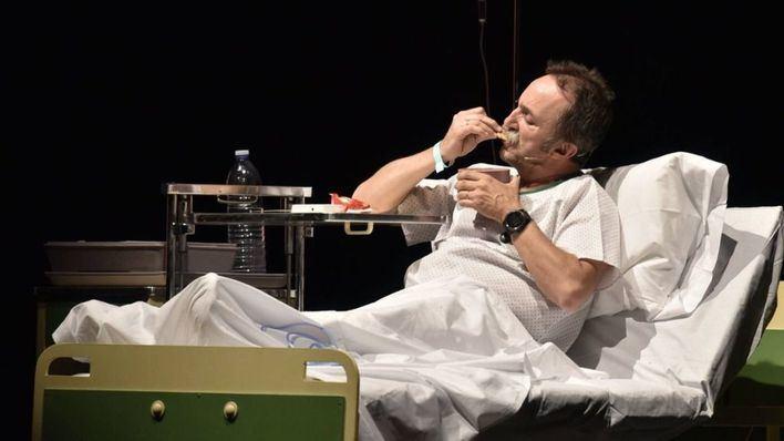 Santi Rodríguez llega al Trui Teatre con 'Infarto: ¡No te vayas a la luz!'