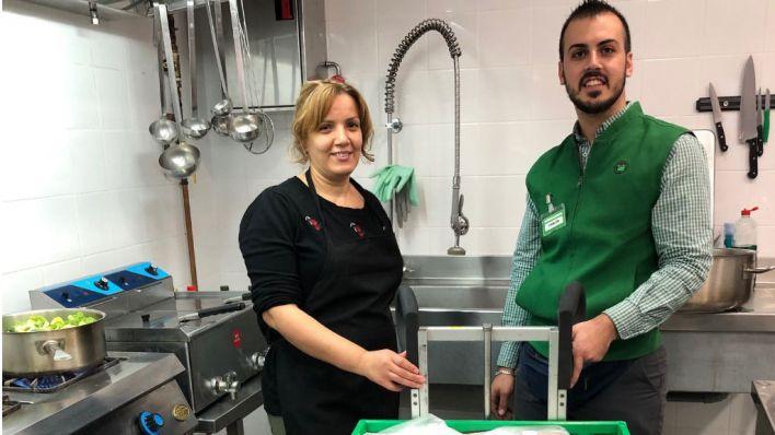 Mercadona inicia su colaboración diaria con el comedor social 'Estrellas&Duendes