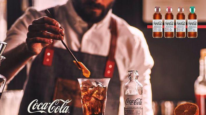 Llega el Primer Concurso de Coctelería Coca-Cola Signature Mixers
