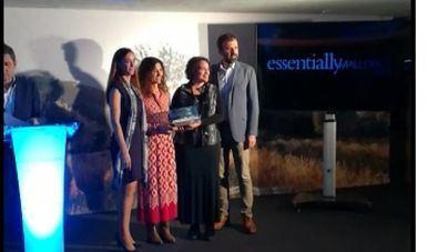 Made in Mallorca recibe el Premio Essentially Mallorca que reconoce las mejores iniciativas de turismo de lujo