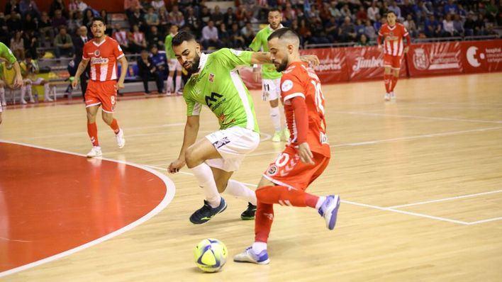 El Palma Futsal le endosa una manita al Jimbee Cartagena