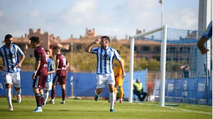 El Atlético Baleares vapulea al Celta de Vigo en el Estadi Balear