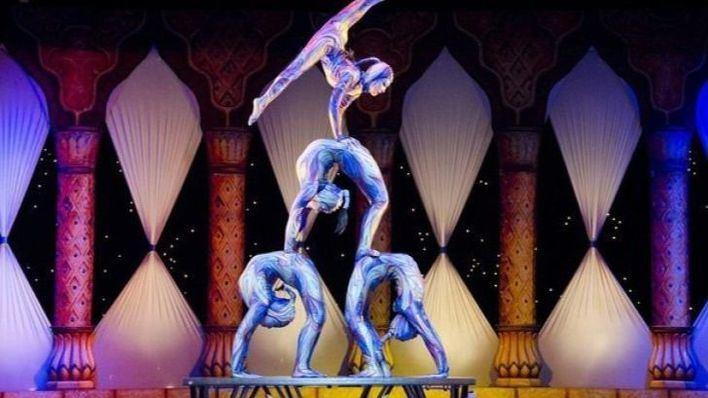 Circo Alegría trae a Palma su show más navideño