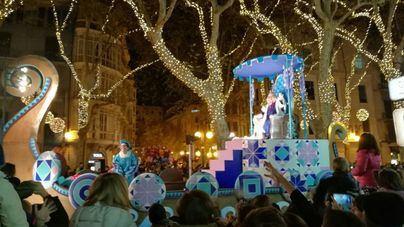 Más de un centenar de actividades para las fiestas de Navidad de Palma