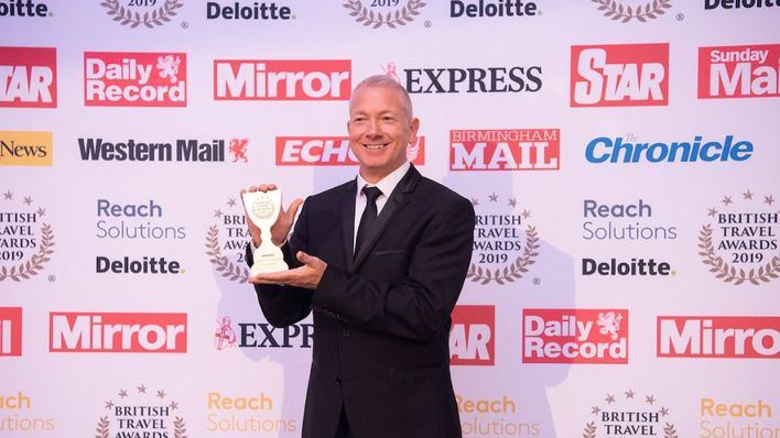 British Travel Awards distingue a Riu como mejor cadena hotelera de Todo Incluido