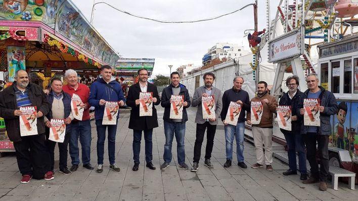 Comerciantes y Cort se unen para hacer de Palma 'Tot un centre de diversió' en Navidad