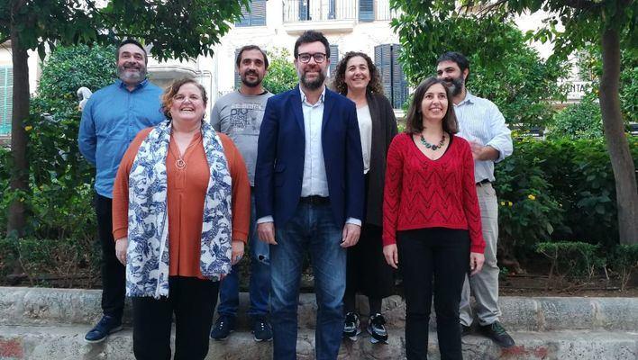 Més per Mallorca exige que se apruebe el REB y que el catalán sea lengua oficial del Estado