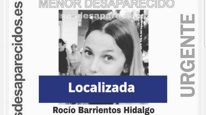 Localizan a la chica de 14 años desaparecida en Palma