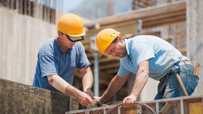 La contratación en Baleares cae un 8,35 por ciento