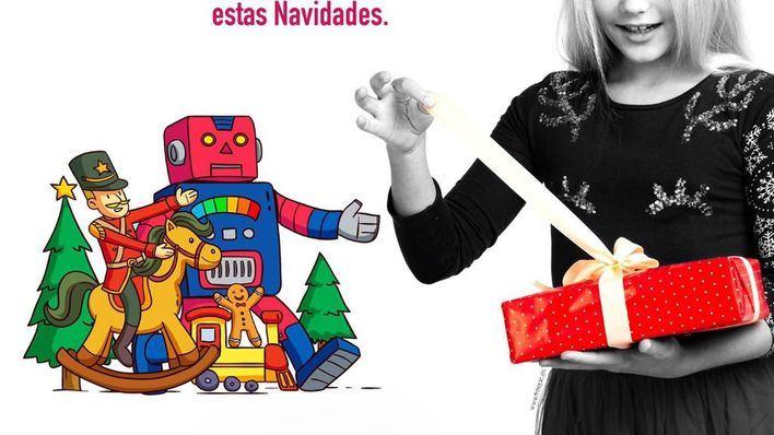 El SUP arranca en Mallorca su campaña solidaria 'Ningún niñ@ sin regalo estas Navidades'