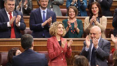 Batet presidirá el Congreso y Vox logra una vicepresidencia en la Mesa