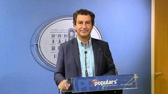 Company acusa a Armengol de situar a Baleares