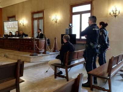 Declaran culpable de asesinato al acusado de matar a su exsuegro en Sencelles