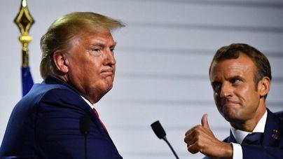 Crece la tensión entre Estados Unidos y Francia por los aranceles