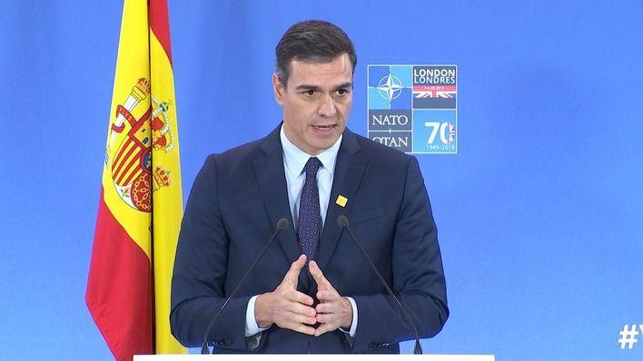 Sánchez avanza que el acuerdo con ERC