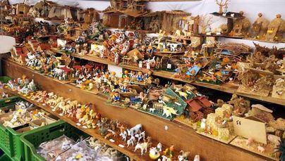 Cinco zonas de Palma acogen las 230 casetas que participan en la Feria de Navidad