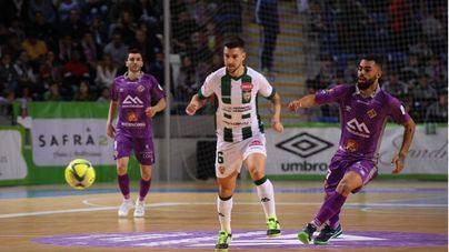 El Palma Futsal vence al Córdoba y se mantiene tercero