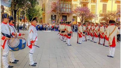 La Infantería celebra este domingo la festividad de su Patrona