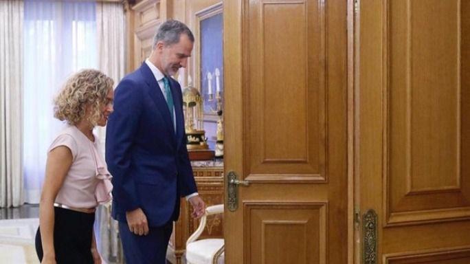 El Rey afronta su tercera ronda de consultas en un año
