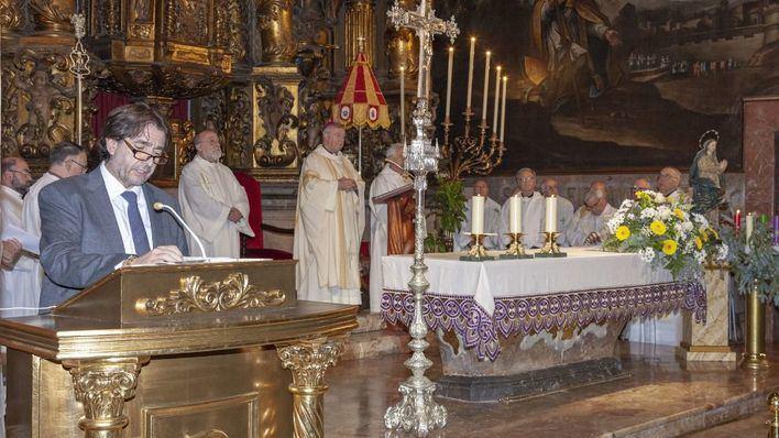 El obispo Taltavull preside la misa de acción de gracias por los 60 años de COPE Mallorca