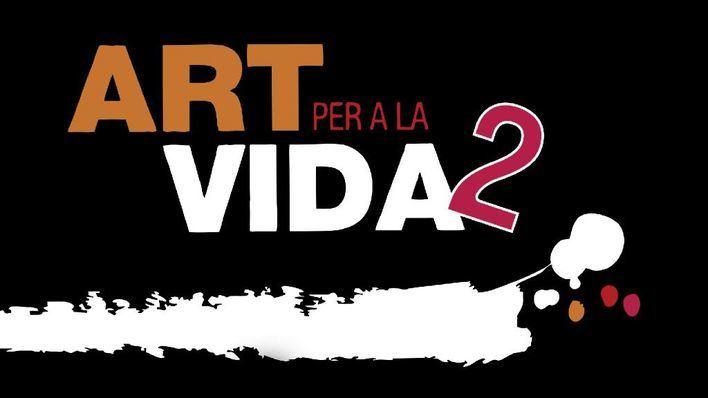 Andratx inaugura la exposición 'Art per a la vida 2' solidaria con Projecte Home