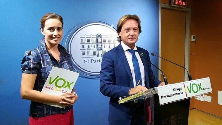 Vox se retira de Consell Consultiu tras denunciar un pacto entre PP, PSOE, Més y Podemos
