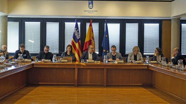 Calvià constituye su Mesa de Ocio Nocturno para hacer frente al turismo de excesos