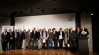 Toni Abrines, Toni Coll y Bernd Jogalla, galardonados por el Foment de Turisme