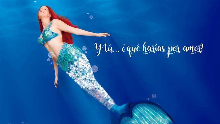 El musical 'La Sirenita' llega el 4 de enero al Trui Teatre