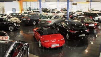 La venta de vehículos de ocasión en Baleares cae un 16 por ciento