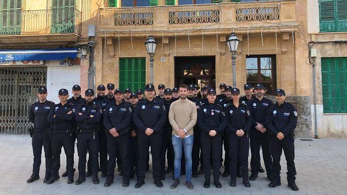 Llucmajor y s'Arenal tendrán policías de barrio desde el 1 de enero