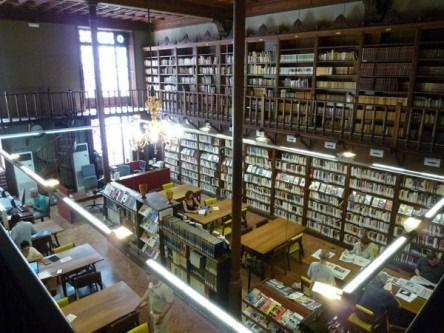 Las bibliotecas de Baleares, las que menos visitas recibieron en 2018