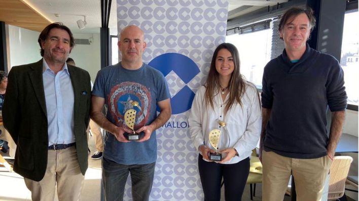 Ariadna Cañellas y Félix Alonso, padrinos de honor del VIII Torneo COPE de pádel