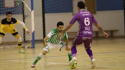 Los penaltis acaban con el sueño del Palma Futsal en la Copa del Rey