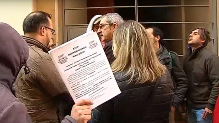 El 80 por ciento de desahucios en Baleares se deben al impago del alquiler