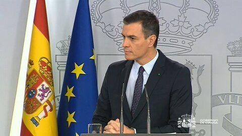 El Rey encarga a Pedro Sánchez que busque apoyos para ser investido