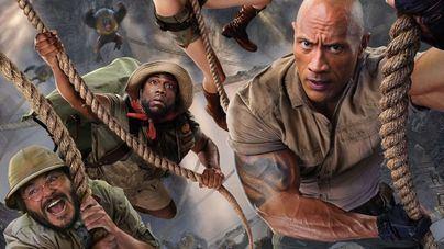 'Jumanji: Siguiente Nivel' aterriza este viernes en los cines