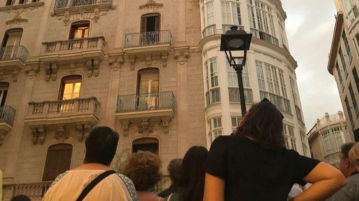 El Col·legi d'Arquitectes cierra el 'Año Bennazar' con una visita guiada a s'Escorxador