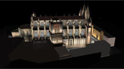 Arca y otras cuatro entidades se oponen a la iluminación de La Seu proyectada por Cort