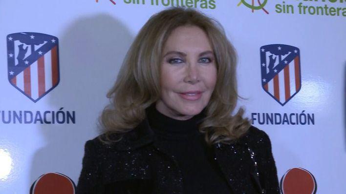Norma Duval dice que, de momento, no se casa con Mathias